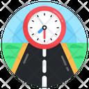 Travel Time Icon