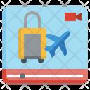 Travel Vlog Travel Vlog Icon