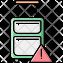 Travel Warning Icon