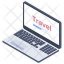 Travel Website Icon