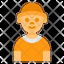Traveler Child Kids Icon