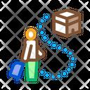Traveler Way To Icon