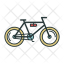 Bike Bicycle Color Icon