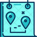 Traveling Date Icon