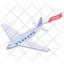 Traveling Offer Icon