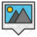Traveling Pin Icon