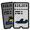 Boat Airplane Travel Icon