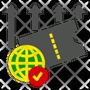 Voucher Privilege Promotion Icon