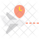 Traveling Time Icon