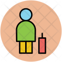 Traveller Passenger Voyager Icon
