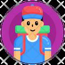 Traveller Icon