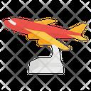 Plane Collector Model Icon