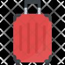 Suitcase Luggage Traveling Icon