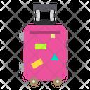 Luggagebag Travel Baggage Icon