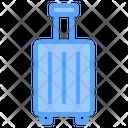 Luggage Travel Suitcase Icon