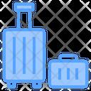 Luggage Bag Briefcase Icon