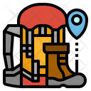 Travelling Hobby Icon
