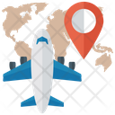Travelling Location Icon