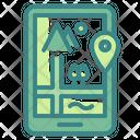 Travelling Location Icon
