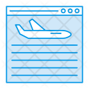 Travelling website Icon