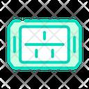Tray Canteen Color Icon