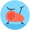 Treadmill Gym Equipment Icon