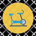 Treadmill Running Machine Icon