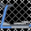 Treadmill Run Sport Icon