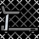 Treadmill Fitness Gym Icon