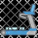 Treadmill Gym Sport Icon