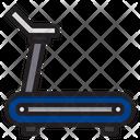 Treadmill Sport Exercise Icon