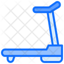 Treadmill Fitness Hobby Icon