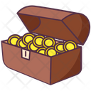 Treasure Box Chest Box Icon