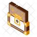 Chest Drawing Abstract Icon