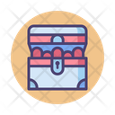 Treasure Treasure Box Treasure Chest Icon