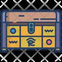 Treasure Box Mystry Box Icon