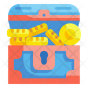 Treasure Currency Coin Icon