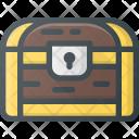 Treasure Chest Box Icon