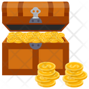 Treasure Treasure Chest Chest Icon