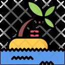 Treasure Island Chest Icon