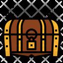 Treasure Lock Pirate Icon