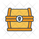 Treasure Box Box Treasure Icon
