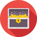 Treasure Box Chest Icon