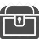 Tresure Chest Trunk Icon