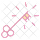 Treasure Key Key Treasure Icon