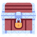 Treasure Lock Icon