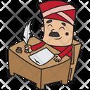 Treasurer Writing Icon