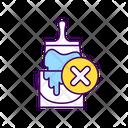 Paint Waste Toxic Icon