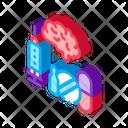 Brain Medical Health Icon