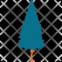 Generic Tree Poplar Icon